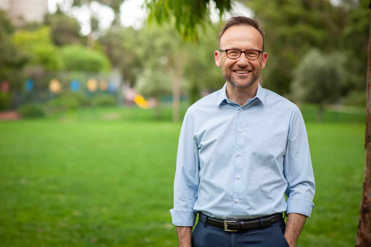 Adam Bandt, Australian Greens Leader | MP for Melbourne